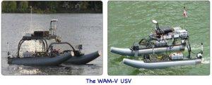 The WAM-V USV