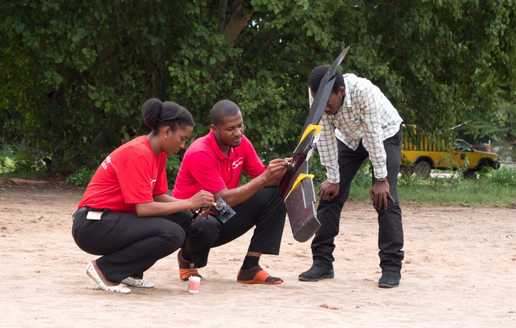 Training A New Generation of African Drone Pilots