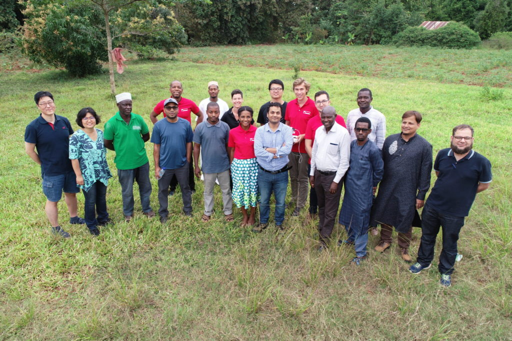 CGIAR and Tanzania Flying Labs Learn How to Fly Together