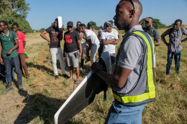 Zambia Flying Labs - Field Training