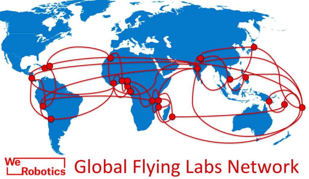 WeRobotics - Flying Labs Network