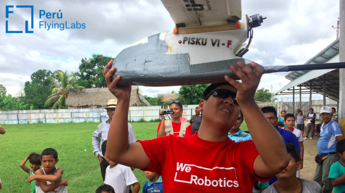 WeRobotics - Peru Cargo Project