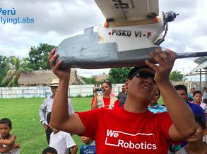 WeRobotics - Peru Cargo Project
