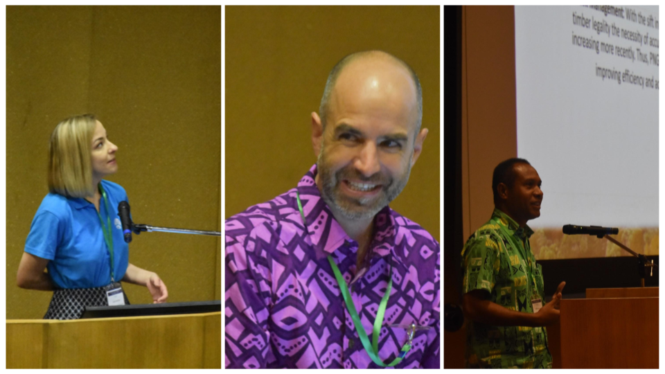 South Pacific Flying Labs Robotics for Good Conference Speakers