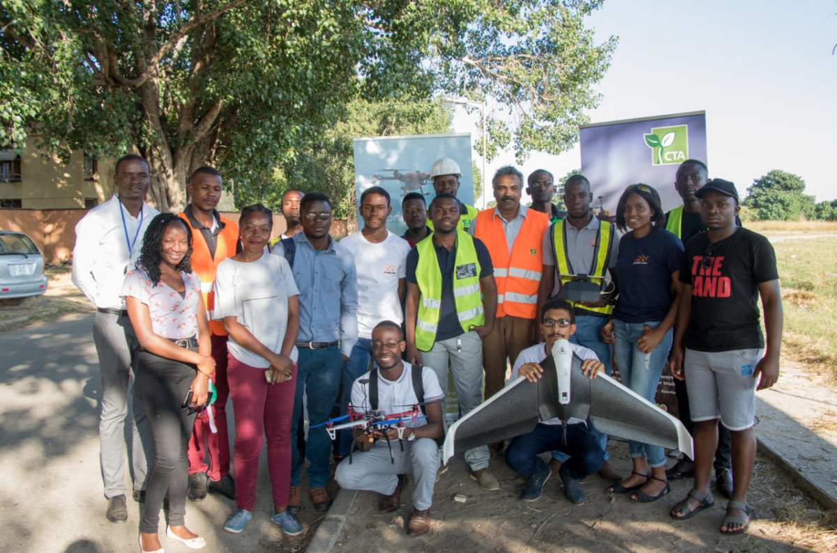 Zambia Flying Labs