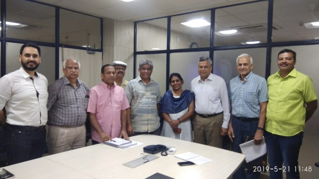 India Flying Labs - Meeting with Officials