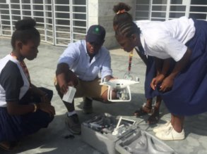 Côte d'Ivoire - Fly Girl Academy