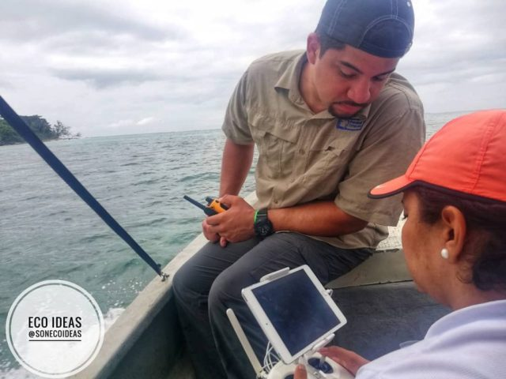 Panama Flying Labs - Mangrove Survey