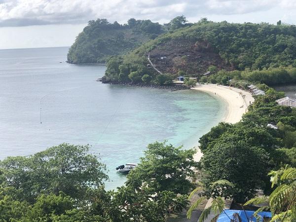 Figure 4. Rahmat Island Resort