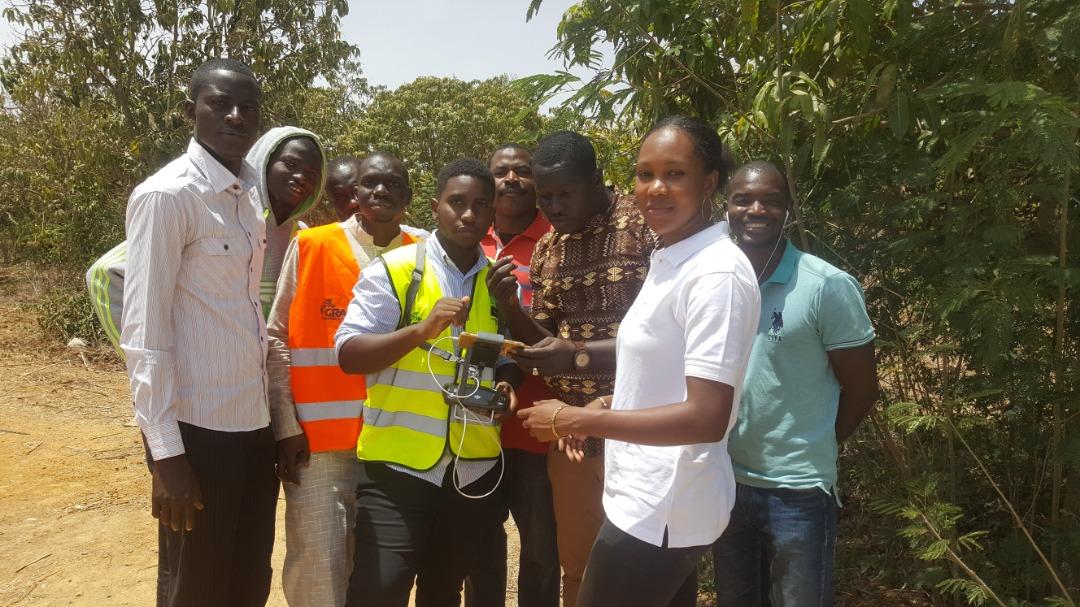 Senegal Flying Labs - Dakar Training