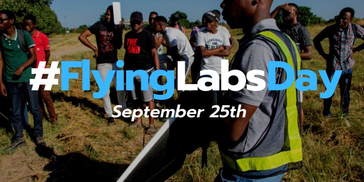 Flying Labs Day 2019 - September 25