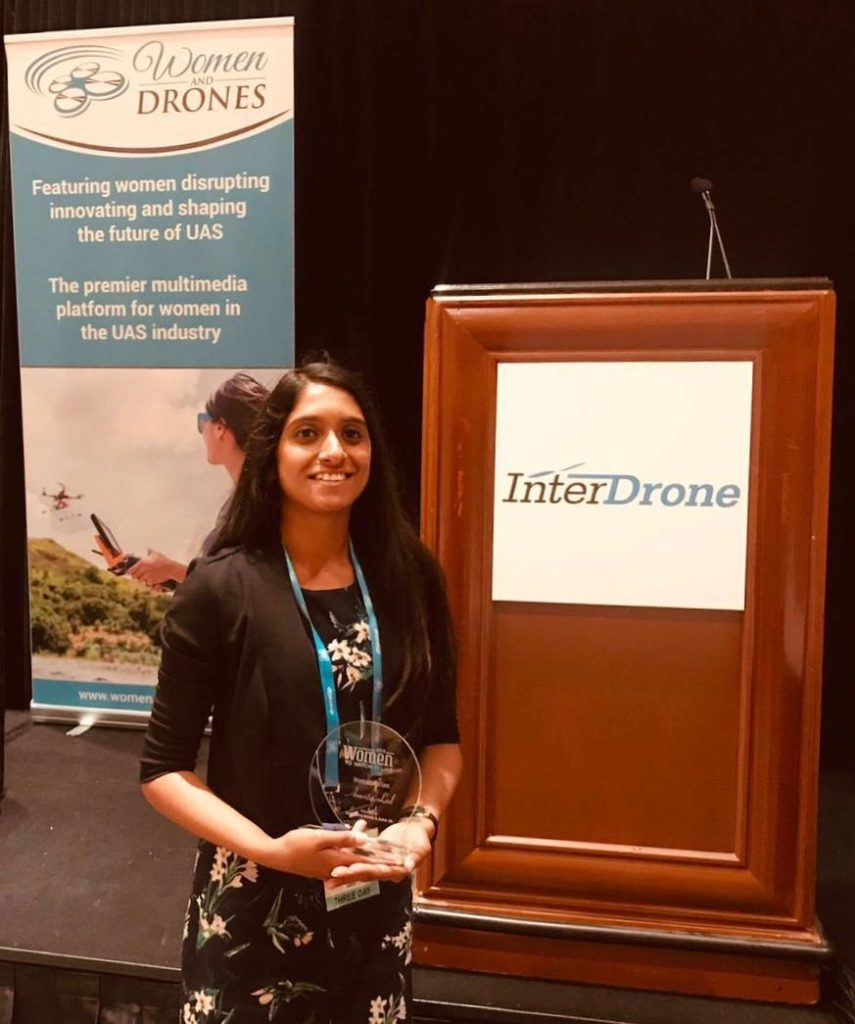 Amrita Lal - South Pacific Flying Labs