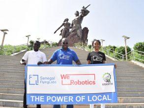 Senegal Flying Labs Team