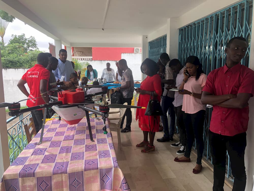 Côte d'Ivoire Flying Labs - Flying Labs Day Open House