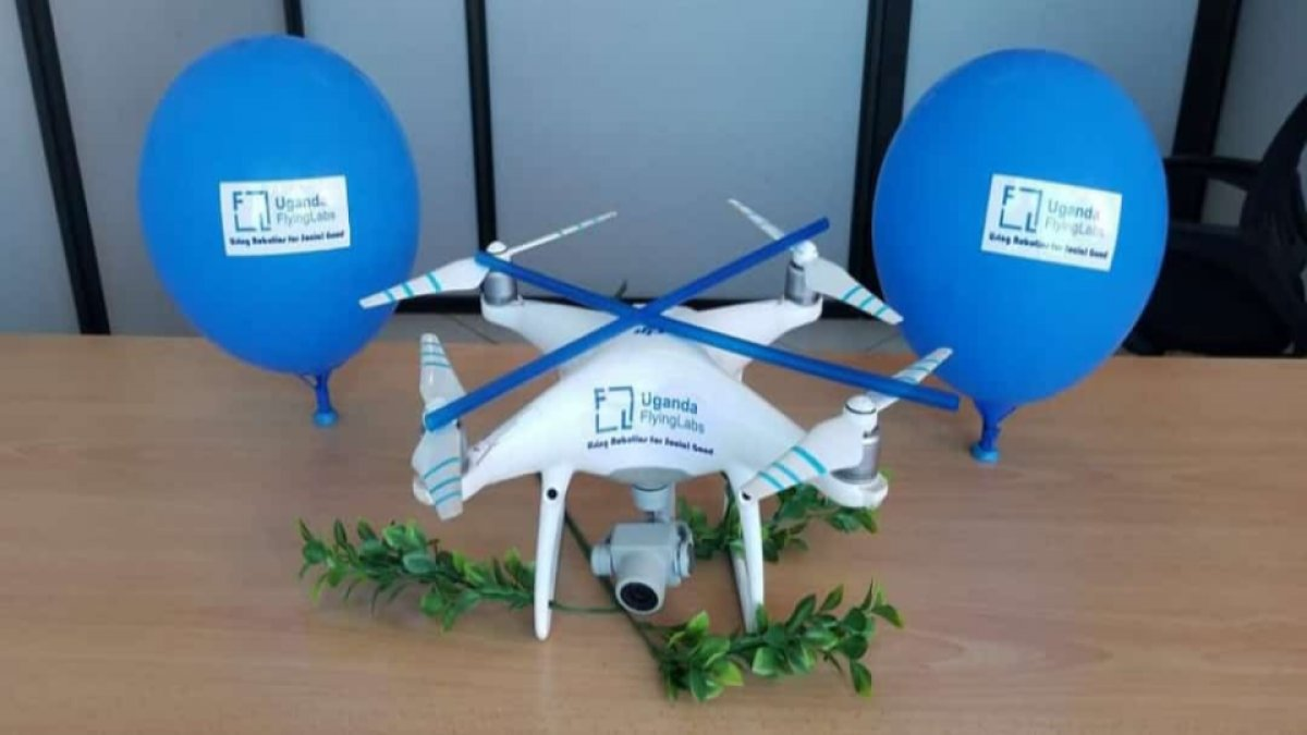 We publicized the decorated drone and encouraged everyone in and out of our circles to like and vote for our photo.