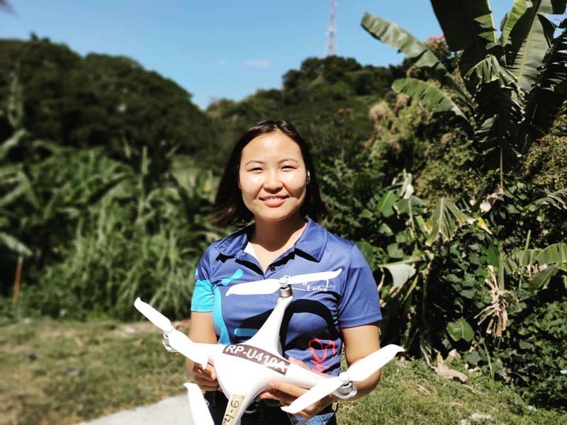 Uyangaa Munkbat - Flying Labs Community Coordinator