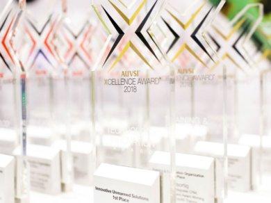 AUVSI XCELLENCE Awards