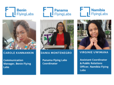 Power of Local Webinar Featuring Benin, Namibia, and Panama Flying Labs
