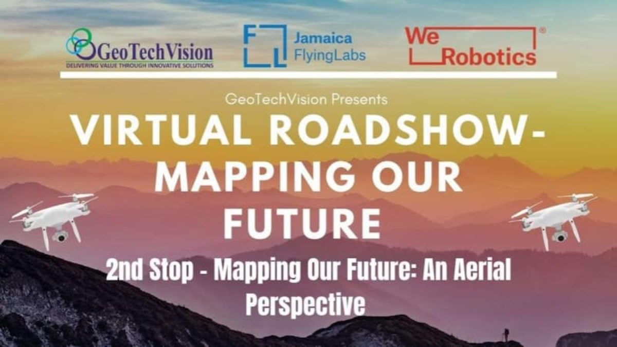 Virtual Roadshow - Mapping Our Future