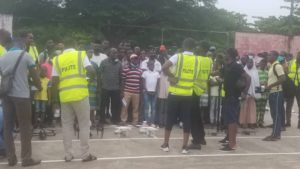 Benin's First World Drone Day showcases drones and their uses cases